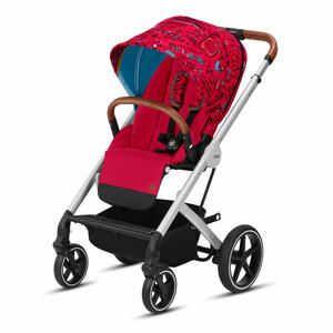 Cybex Balios S Fashion Edition Values for Life Love Red