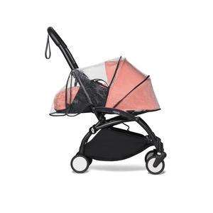 BABYZEN Regenschutz für YOYO 0+ & Liegewanne Neugeborenen Set