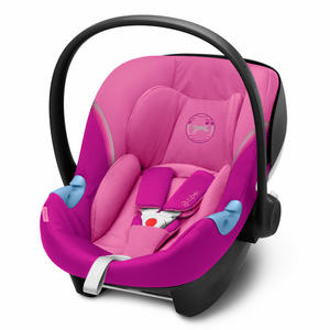 Cybex Aton M I-Size Babyschale - 2021 Magnolia Pink