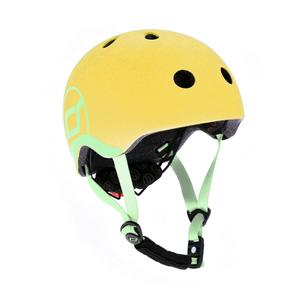 Scoot & Ride Kinderhelm XXS - S Lemon