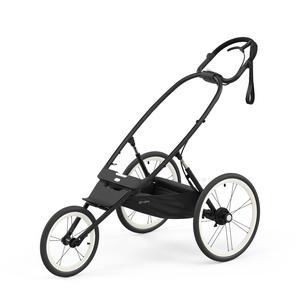 Cybex Avi All Terrain Jogger-Buggy Rahmen - 2021 Black with Black Details