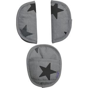 Xplorys Dooky Universal Pads Grey Stars