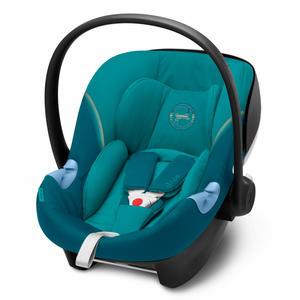Cybex Aton M I-Size Babyschale - 2021 River Blue