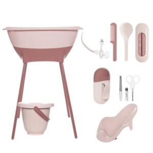 Luma Baby Bade- und Pflegeset Blossom Pink