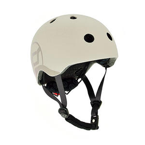 Scoot & Ride Kinderhelm S - M Ash
