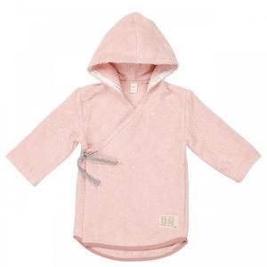 Koeka Baby Bademantel Dijon Organic 60/68 shadow pink
