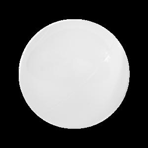 Misioo Bälle für Bällebad 100 Stk. Weiß