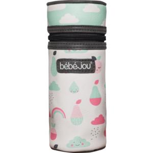 bébé-jou Flaschentasche isoliert Blush Baby