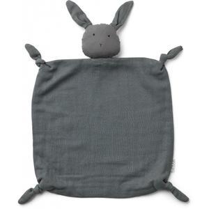Liewood Agnete Schmusetuch Rabbit stone grey