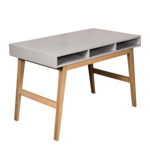 Quax Trendy Schreibtisch/Wickeltisch 120 x 66 cm Griffin Grey