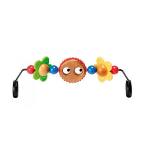 Babybjörn Spielzeug für Babywippe Googly eyes