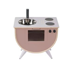 Sebra Spielküche, Höhe 50 cm Sunset pink