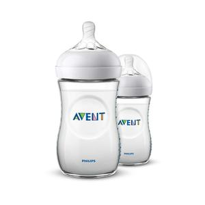 Philips Avent Natural Flasche 260 ml 2er Pack 2x 260ml