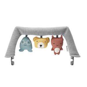 Babybjörn Spielzeug für Babywippe Soft Friends