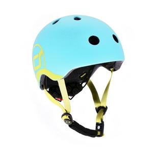 Scoot & Ride Kinderhelm XXS - S Blueberry