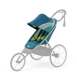 Cybex Avi All Terrain Jogger-Buggy Sitzpaket - 2021 Maliblue