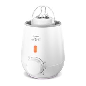 Philips AVENT Elektrischer Flaschenwärmer (wärmt in 3 Minuten)