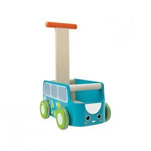 PlanToys Van Lauflernwagen Blue