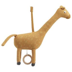 Liewood Angela Spieluhr Giraffe mustard