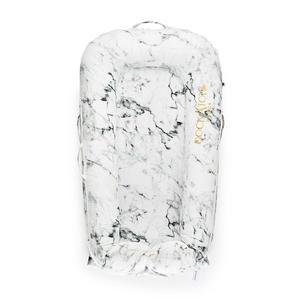 DockATot Deluxe+ Babynestchen Carrara Marble