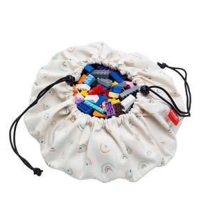 play&go Spielzeugsack mini Rainbow