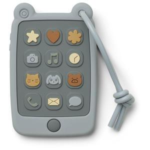 Liewood Thomas Spieltelefon (Spielzeug & Beißring) Sea Blue