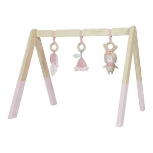 Little Dutch Spieltrapez mit Spielzeug Pink