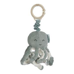 Little Dutch Zittertier Octopus Ocean Mint