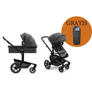Joolz Day+ Kombi-Kinderwagen + Gratis Joolz Fußsack!!! Awesome Anthracite