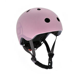 Scoot & Ride Kinderhelm S - M Rose