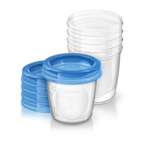 Philips AVENT Muttermilchbehälter 5x 180ml