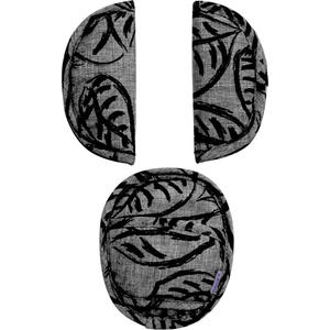Xplorys Dooky Universal Pads Grey Leaves