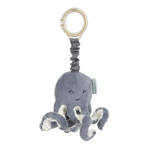 Little Dutch Zittertier Octopus Ocean Blue