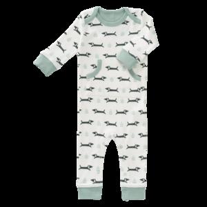 Fresk Baby Bio Strampler Dackel 3-6 Monate