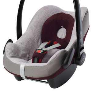 Maxi Cosi Sommerbezug für Pebble, Pebble Plus, Rock Cool Grey