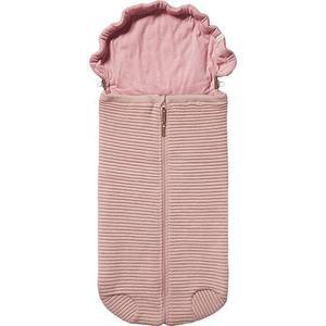 Joolz Essentials Ribbed Nestchen Pink