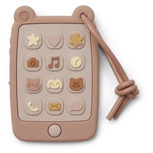 Liewood Thomas Spieltelefon (Spielzeug & Beißring) Rose