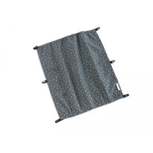Croozer Sonnenschutz für Croozer Kid Vaaya 2 Graphite blue/white
