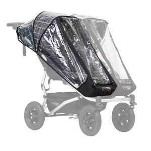 Mountain Buggy Duet Single storm cover V3 (fits 2017+)