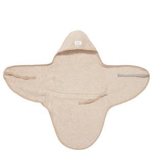 Koeka Baby Wickeltuch Neugeborene Dijon organic sand