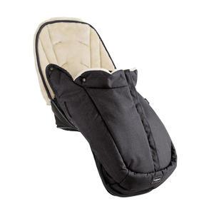 Emmaljunga NXT Winter Seat Liner (für Sportsitz Ergo) Kollektion 2021 Lounge Black