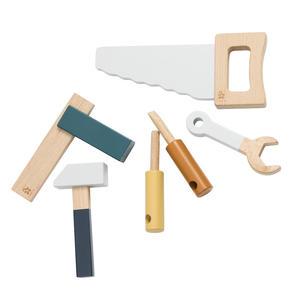 Sebra Holzwerkzeug-set Blue