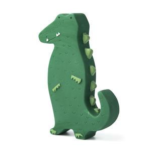Trixie Beißring aus Naturkautschuk Crocodile