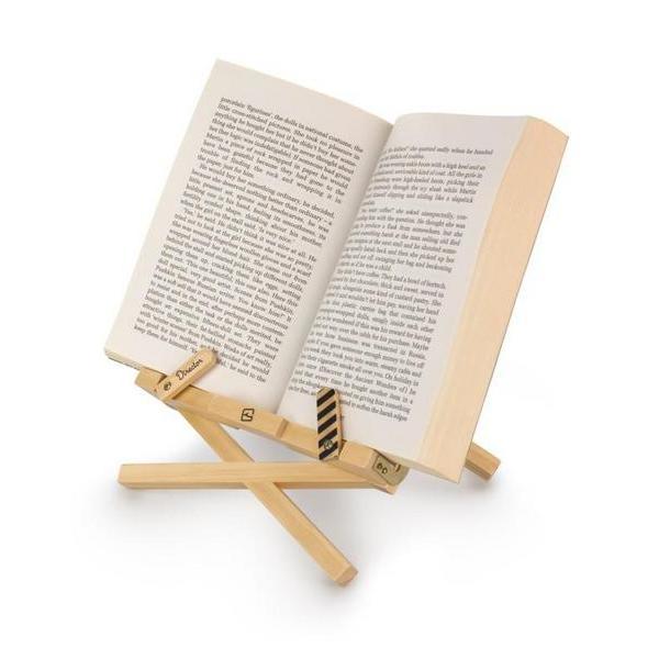 Leseständer BOOKCHAIR für Bücher, E-Reader und Tablets