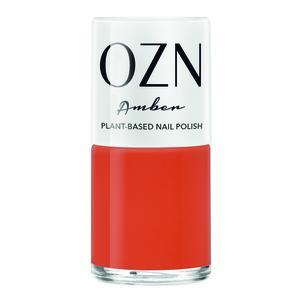 OZN Vegan Nagellack - pflanzenbasiert & 22 free Amber