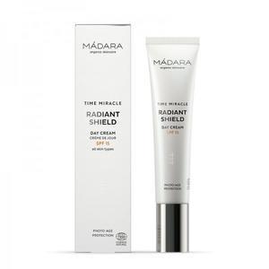 MÁDARA Radiant Shield Day Cream SPF15