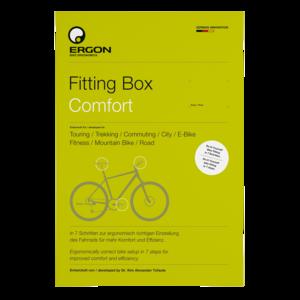 Ergon Fitting Box Comfort - Do it Yourself Bike Fitting.