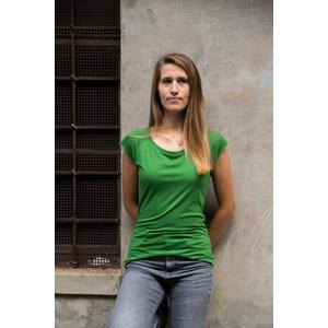Öko Bambus T-Shirt Damen grün - XL