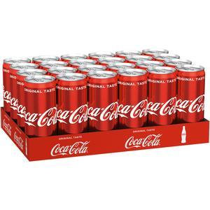 Coca-Cola Dose EW 0,33x24 Tray