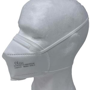 FFP2 Maske (5-lagig) mit Kopfbändern